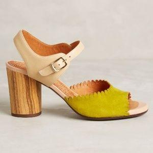 """ISO Chie Mihara """"Hellen"""" heels"""